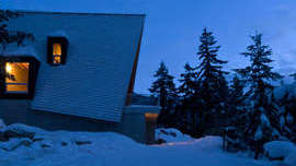 Check Out This Sweet Whistler A-Frame