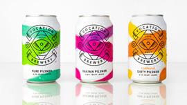 30 Beautiful Beer Label Designs
