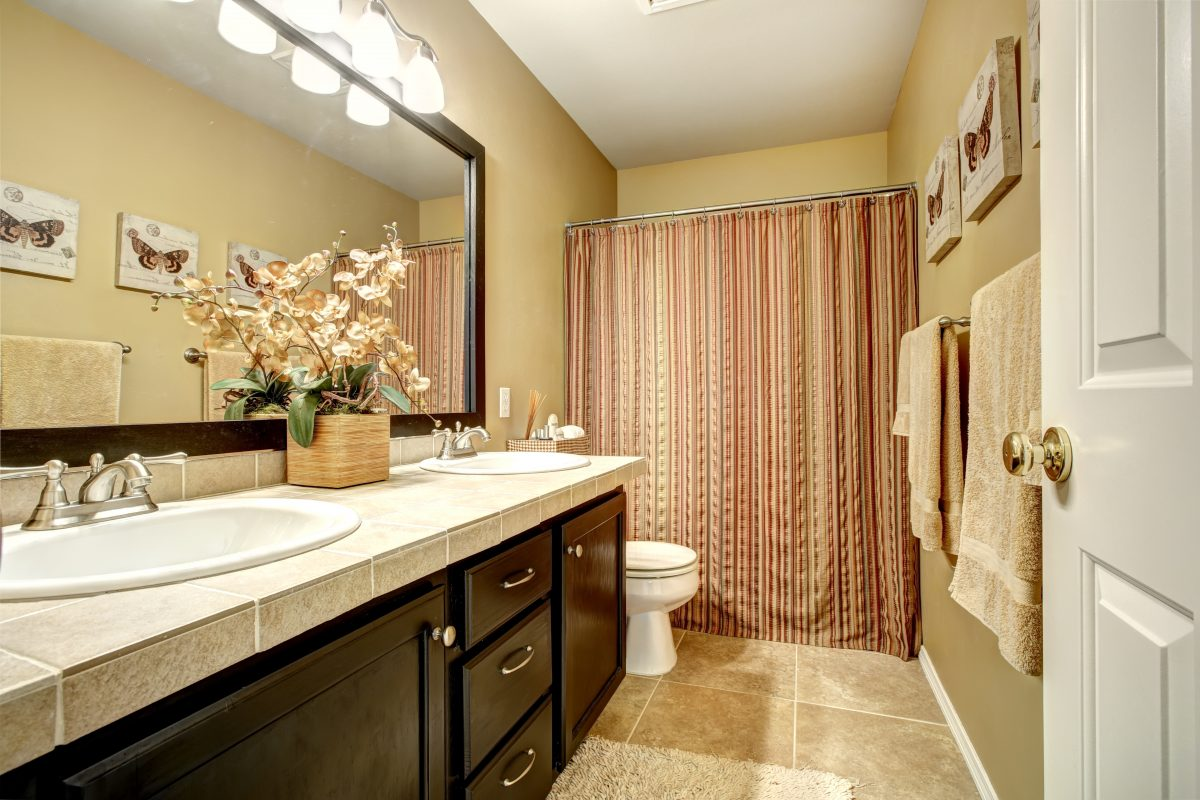 How To Use Fabric Shower Curtains Like A Pro Great Idea Hub