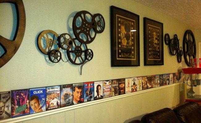Media Room Décor Ideas For A Luxurious Movie Experience