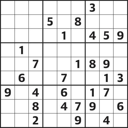 sudoku 4 492 easy
