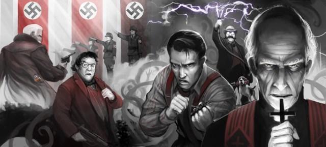 RPG Call of Cthulhu 2: O horror do Necronomicon - Jovem Nerd