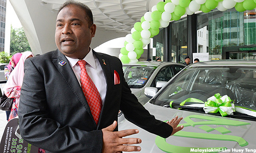 Image result for tabung haji chairman
