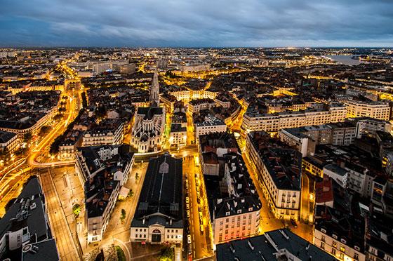 Les plus beaux points de vue pour admirer Nantes