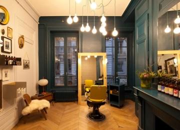 Salon De Coiffure Moderne Lyon | Complet Decoration Salon De ...