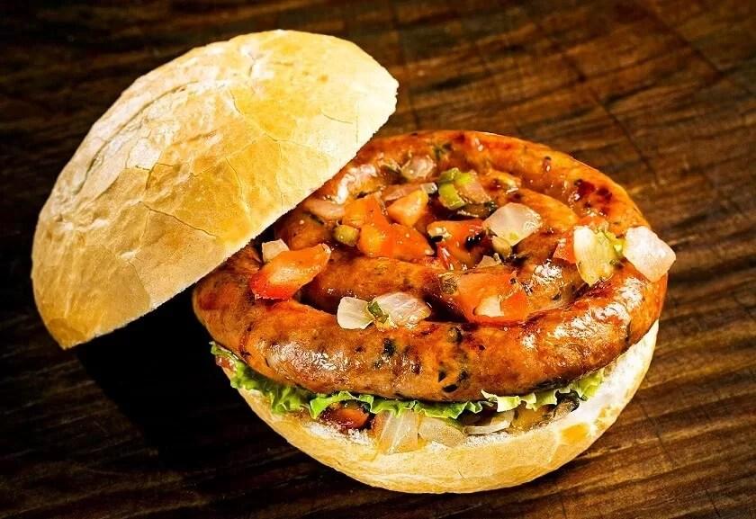 Madero inclui choripn e nova sobremesa no cardpio
