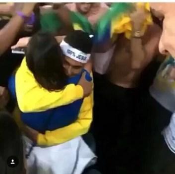 Neymar e Bruna Marquezine se reaproximam em Olímpiadas - Metrópoles