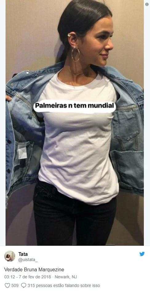 Screenshot 49 - Bruna Marquezine estampa camisa com declaração a Neymar e gera memes na web