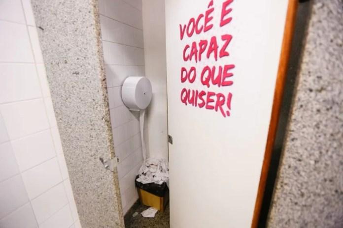 banheiro unb