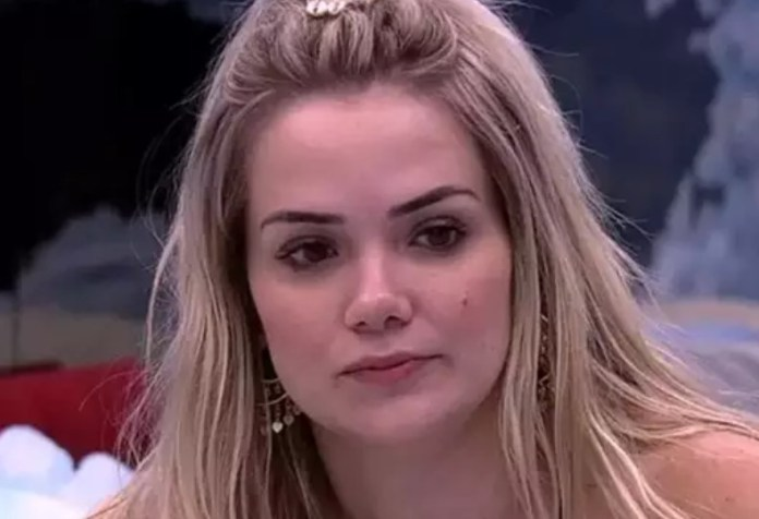 Marcela no BBB20