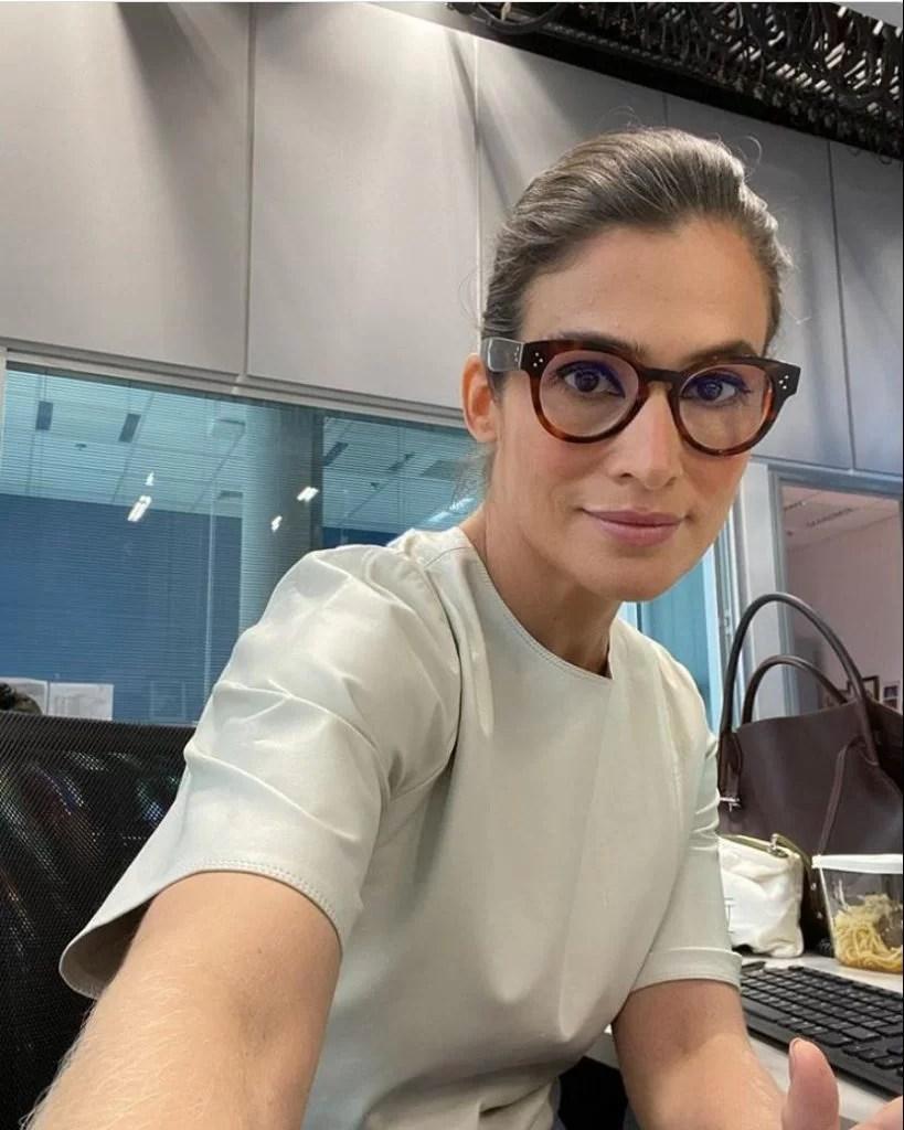 Renata Vasconcellos Jornal Nacional