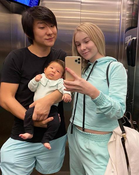 pyong lee and family