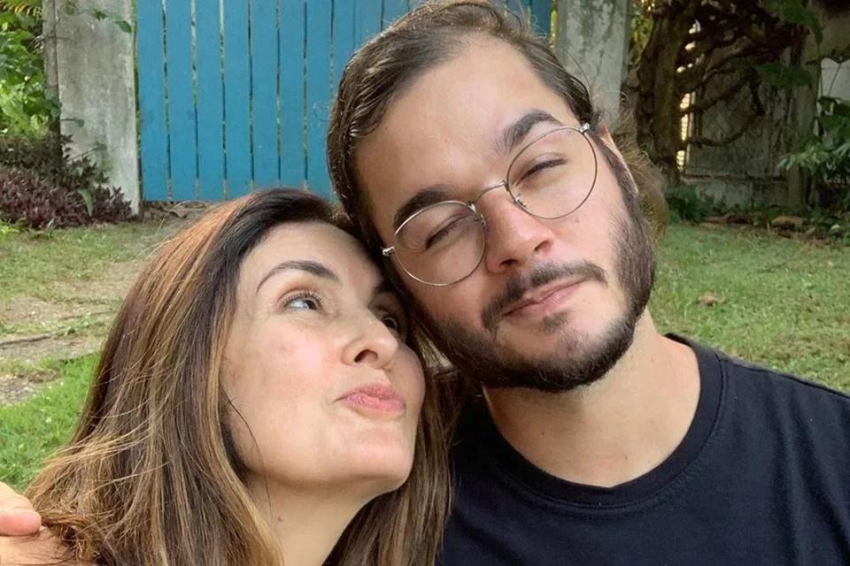 Fátima Bernardes mostra foto do primeiro encontro com Túlio Gadêlha