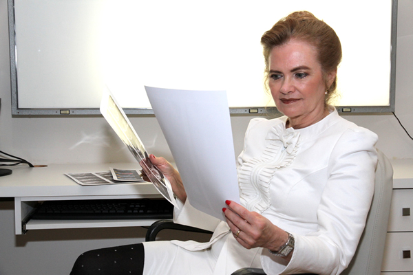 "Lucy Kerr, defensora da ivermectina: ""Entrei nesta para salvar vidas"""