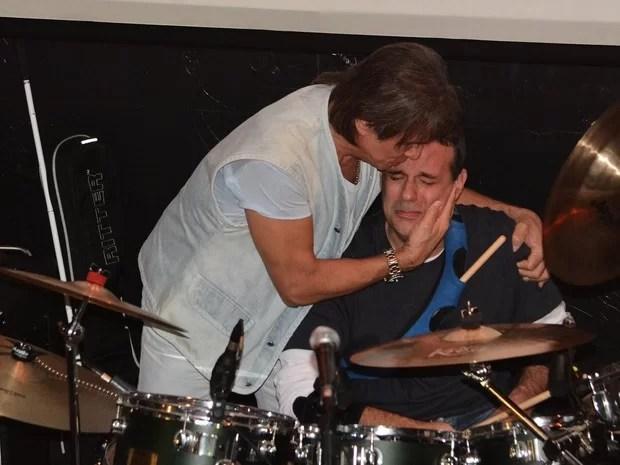 Dudu Braga e o Rei Roberto Carlos