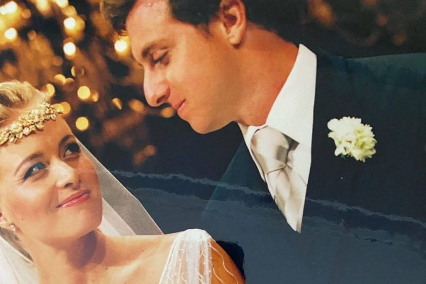 Angelica and Luciano Huck's wedding