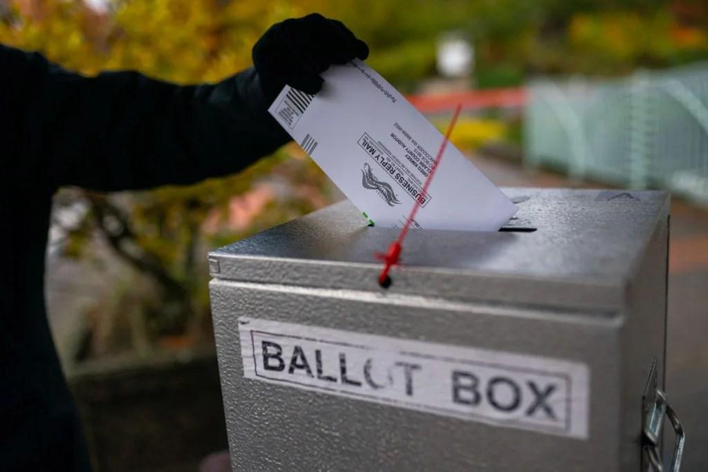 voto enviado pelos correios nos eua 2020
