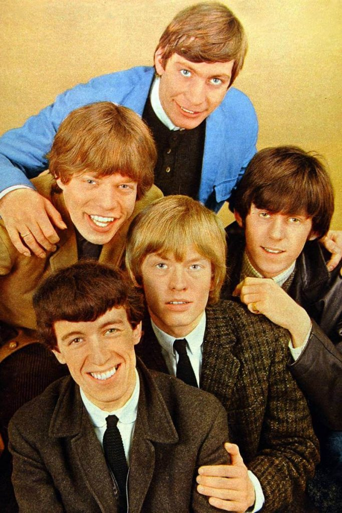 Rolling Stones - Brian Jones, Keith Richards, Mick Jagger, Bill Wyman and Charlie Watts_1 (1)