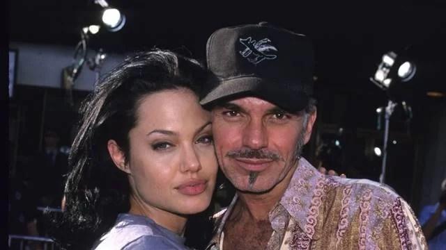 Angelina Jolie e Billy