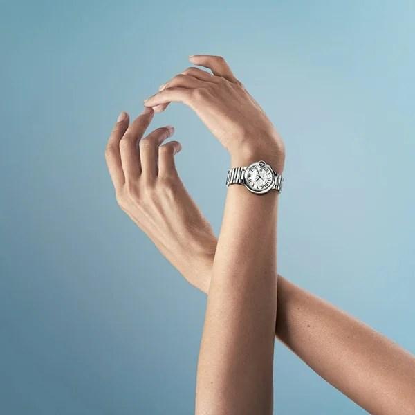 Relógio da Cartier