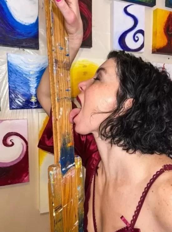 Pinturas orgasmos