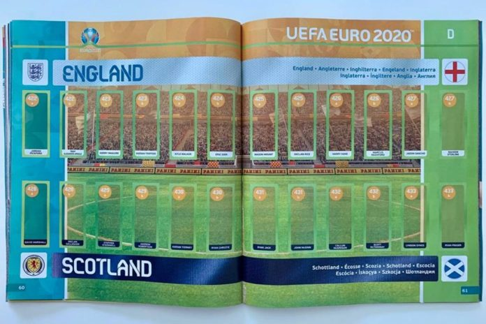 álbum Eurocopa
