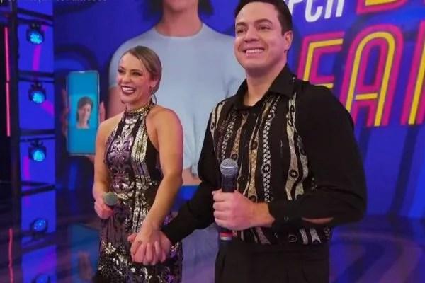 Diogo Nogueira se declara a Paolla Oliveira após 'Super Dança' e entrega apelido carinhoso