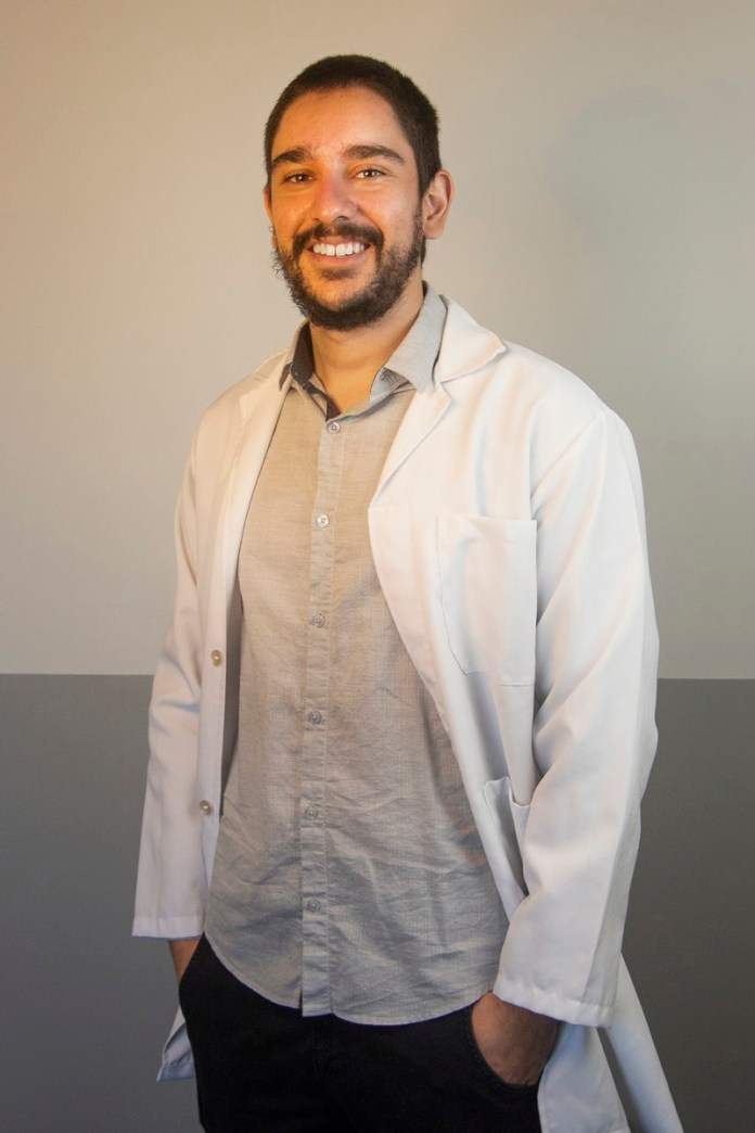 Nutricionista Gabriel Brunelli