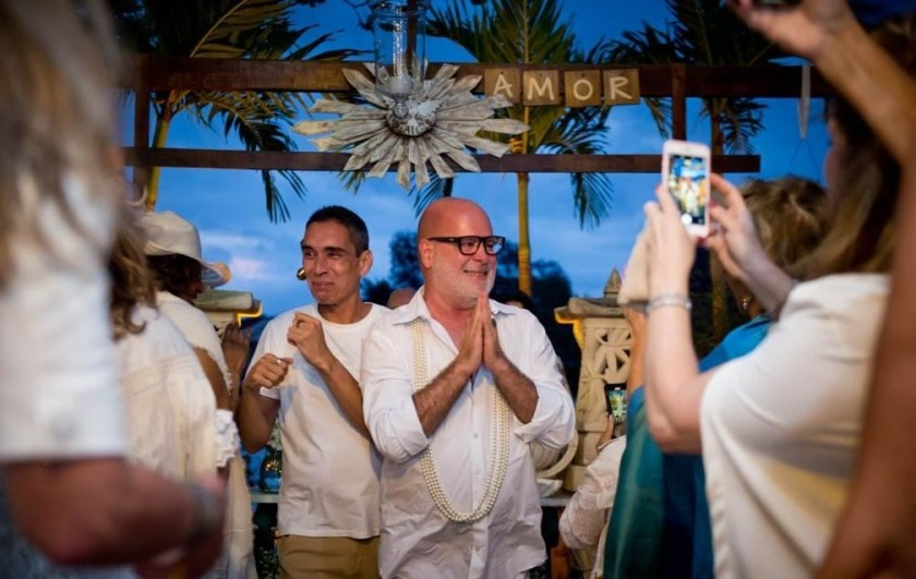 Rio architect changes the bridegroom on the eve of the wedding