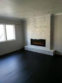 DIY: Electric Fireplace - Neatorama