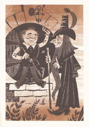 Soviet Hobbit Illustrations - Neatorama