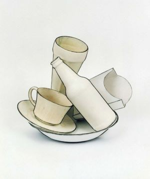 objects everyday drawings line simple artist drawing 2d lines charcoal makes ordinary dimensional artists creative dibujos cynthia greig three mundane