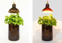 10 Fun Ways To Upcycle Empty Booze Bottles - Neatorama