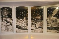Tom Baker's Snow Windows - Neatorama