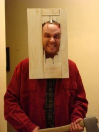 Clever Costume Based On The Shining - Neatorama