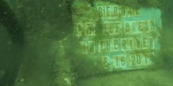Underwater Skeleton Tea Party  Neatorama