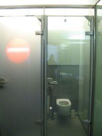 See-Through Toilet Stalls - Neatorama