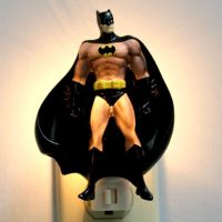 Batman Night Light - Neatorama