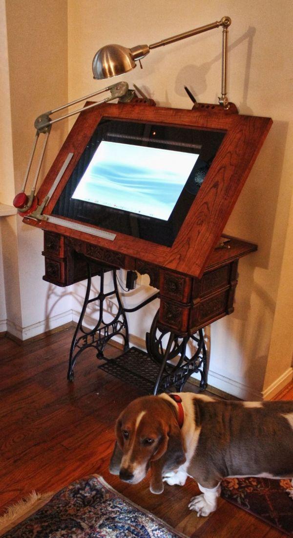 Old Fashioned Modern Computers  Neatorama