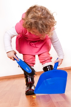Involve Your Kids in Spring Cleanup  Neatorama