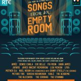 Songs from An Empty Room livestream event to help live events workers features James Vincent McMorrow, Denise Chaila, Gavin James, The Stunning, Picture This, Jafaris & more from 5 venues around Ireland