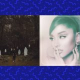 New releases out today: Ariana Grande, Nealo, Jim-E Stack, Mango X MathMan, Oneohtrix Point Never, April & more