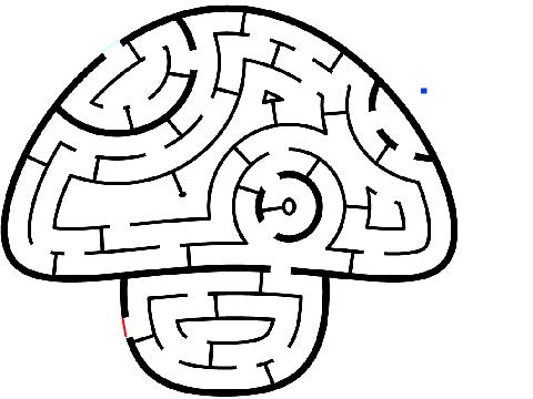 Maze on Scratch