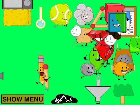 Bfdi Randomized Game