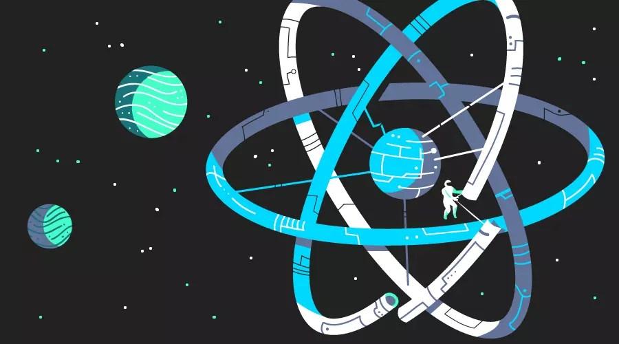 Un astronaute construisant une colonie spatiale sous la forme du logo React [19659004] Ce ne sera pas une surprise pour certains d'entre vous que je sois un grand fan de webpack pour construire mes projets. Bien qu'il s'agisse d'un outil compliqué, l'excellent travail réalisé dans la version 5 par l'équipe et le nouveau site de documentation <a href=
