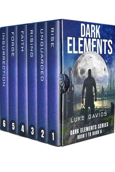 Dark Elements Box Set : Full Series