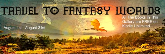 """A yellow dragon flying in front of a lake or inlet landscape....""""Travel to Fantasy Worlds"""""""