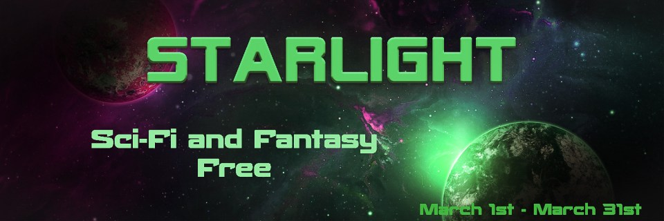 Starlight March Book Giveaway