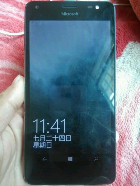 Lumia 650 XL