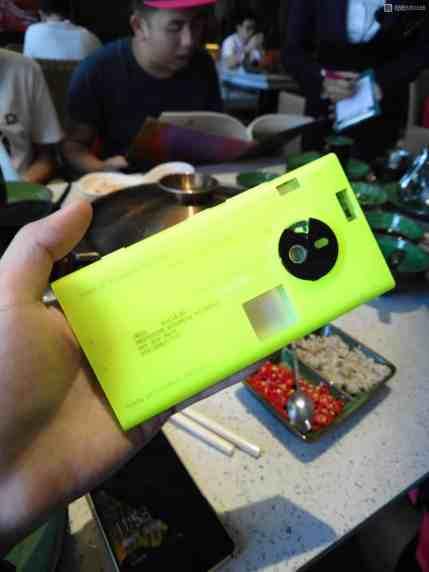 Huhuttu Lumia 850